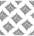 seamless pattern abstract diamonds and stripes vector image