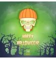 Happy Halloween Banner2 vector image