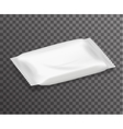 Isometric Isolated Flow Pack Icon Template vector image vector image