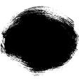 Black spot vector image