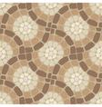 tile mosaic floor vector image