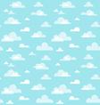 Sky pattern vector image