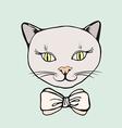 KittyCat5 vector image