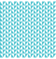 small triangle pattern background vector image vector image