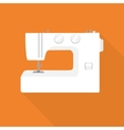 sewing-machine vector image