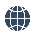 global technology information system icon vector image