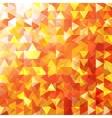 triangle patterns vector image vector image