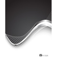 Stylish abstract background vector image vector image