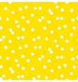 Ditsy polka dot pattern vector image