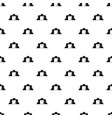 tent pattern vector image