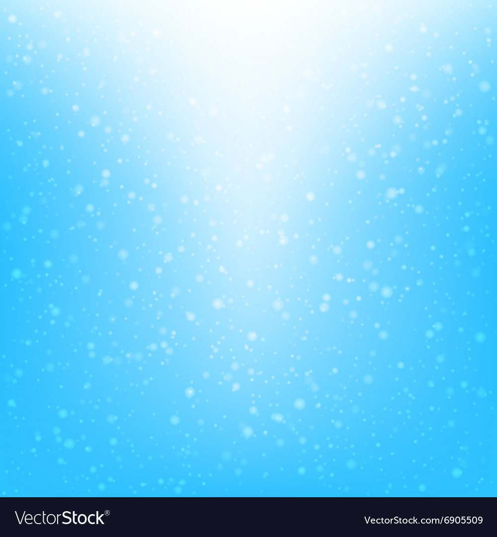Snowfall abstract background vector