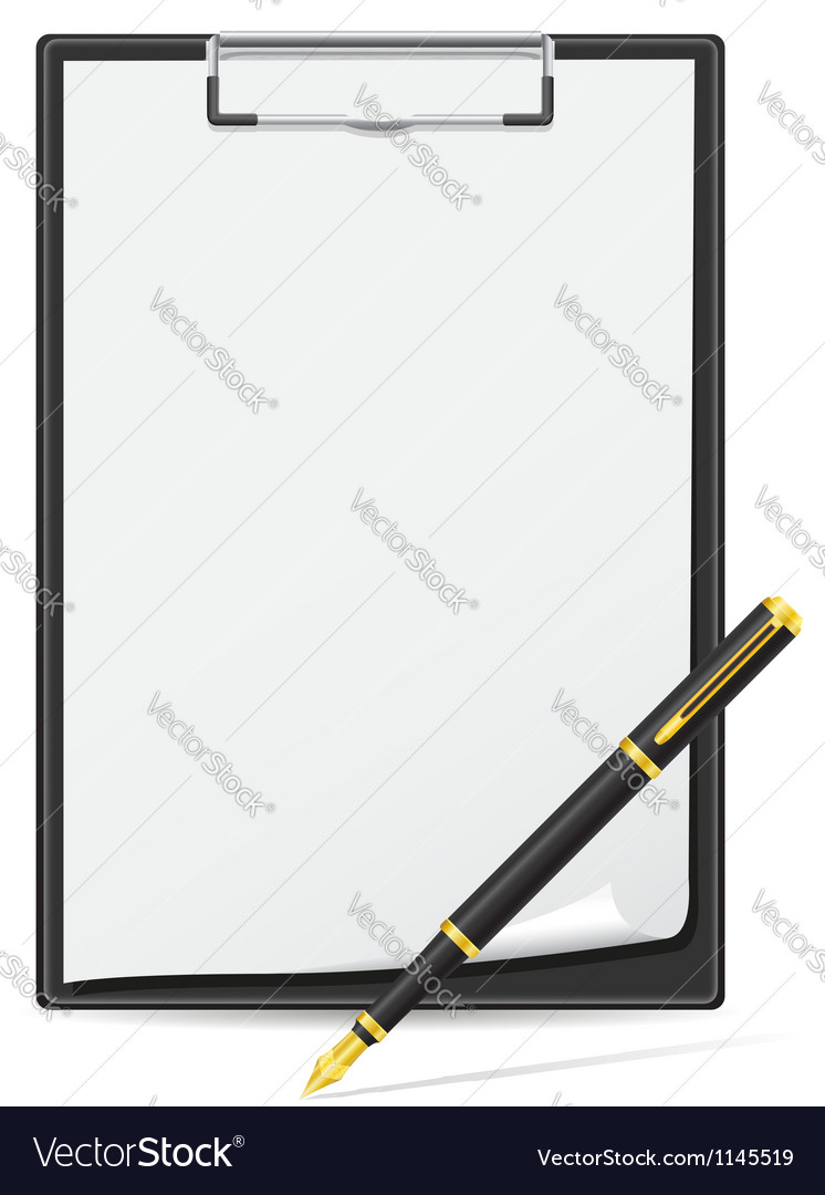 Clipboard 03 vector