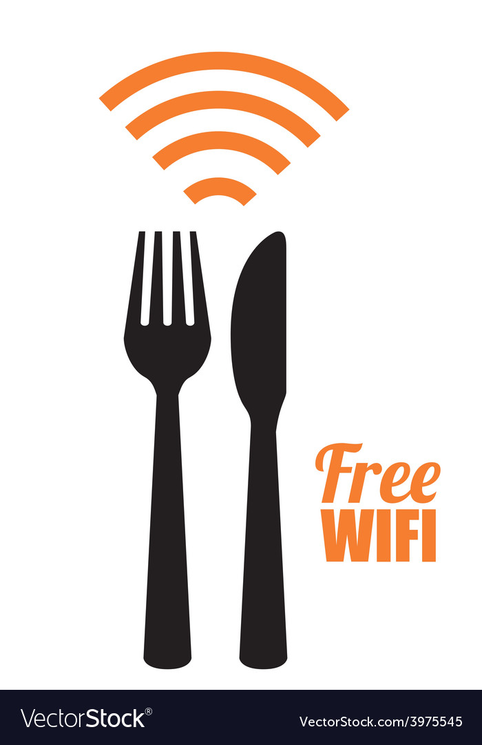 Wifi design vector