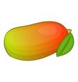 Mango icon cartoon style vector image