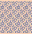 dandelion violet seamless background vector image vector image