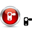 Video button vector image