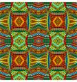 African motifs textile vector image