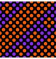 Seamless geometric pattern diagonal stripes vector image
