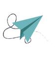 paper airplane creativity imagination free vector image