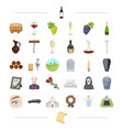 Trawl ritual religion and other web icon in vector image