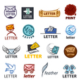 biggest collection of logo design delivery of vector image