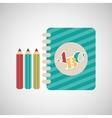 education supplies back to school vector image