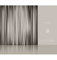 background with theatre curtain vector image