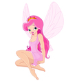 Cute Fairy vector image vector image