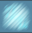 abstract motion blue background vector image