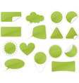 sticker badge vector image