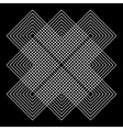 vector geometric illusions vector image