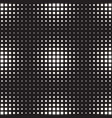 repeating rectangle halftone modern geometric vector image