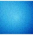 blue abstrsct background vector image
