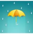 Umbrella cartoon vector image