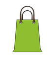 paper bag design vector image