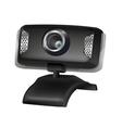 webcams vector image