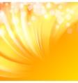 Red orange background vector image