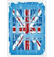Party Britain vector image vector image