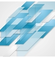 Tech corporate abstract background vector image vector image
