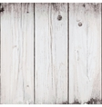 Bleached Planks Background vector image vector image