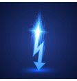 Lightning Bolt vector image
