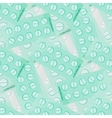 seamless pattern of medical pills vector image