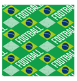 Brazilian seamless pattern vector image vector image