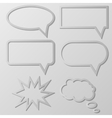 Speech Balloon vector image