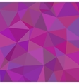 Conception of triangle wallpaper Trendy Polygonal vector image
