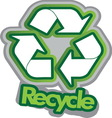 recycle1 resize vector image