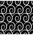 Wave geometric seamless pattern 706 vector image