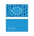 knit sewater fabric horizontal texture horizontal vector image