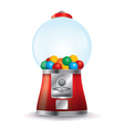 Gumball Machine vector image vector image