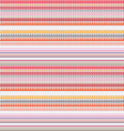 striped woven texture vector image